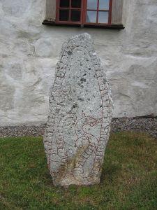 Runestone Thorkell